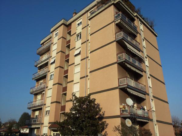 Bilocale Nova Milanese Vicolo Fiori 9
