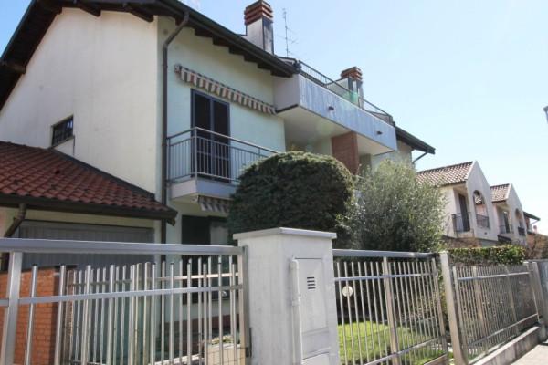 Villa a Schiera in vendita a Busto Arsizio, 4 locali, prezzo € 252.000   Cambio Casa.it