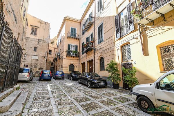 Attico / Mansarda in affitto a Palermo, 1 locali, prezzo € 400   Cambio Casa.it