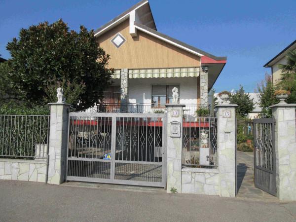 Villa in vendita a Rivalta di Torino, 5 locali, Trattative riservate | Cambio Casa.it