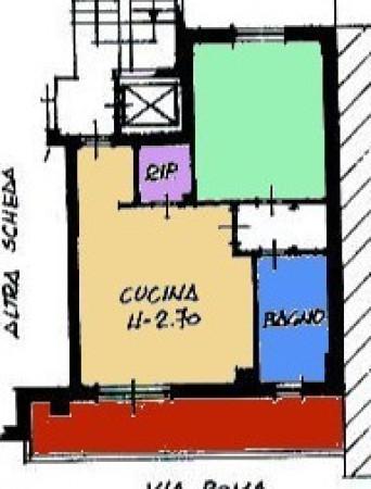 Bilocale Paderno Dugnano Via Roma 3