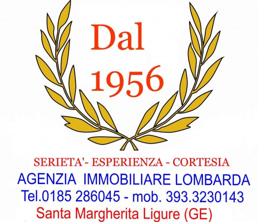 Bilocale Santa Margherita Ligure Piazza Fratelli Bandiera 11