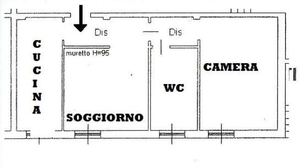 Bilocale Monza Via Ettore Reina 2