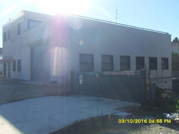 Capannone in vendita a Turate, 6 locali, prezzo € 1.200.000 | Cambio Casa.it