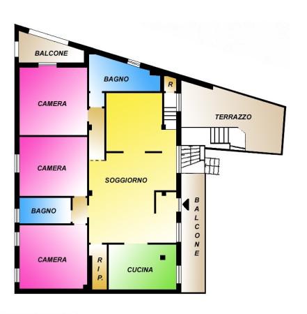 Appartamento in vendita a Opera, 4 locali, prezzo € 400.000 | Cambio Casa.it