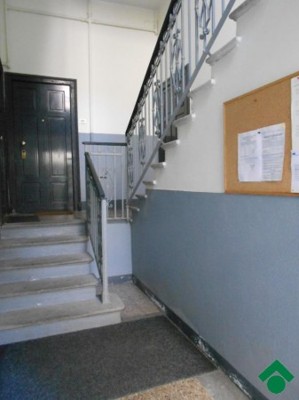 Bilocale Milano Via Barnaba Oriani 11