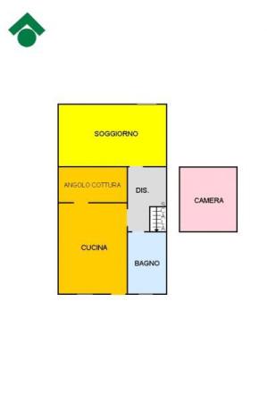 Bilocale Pregnana Milanese Via Cascina Comune, 22 6