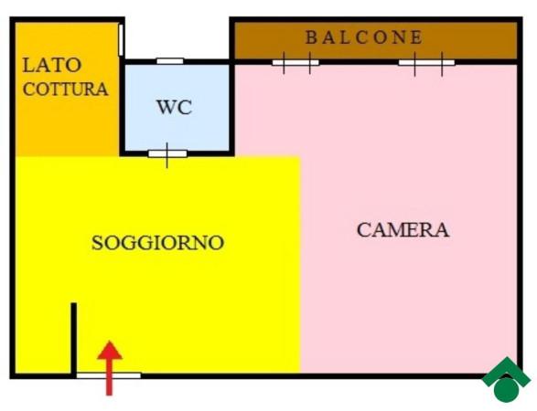 Bilocale Napoli Via Gabriele Jannelli, 104 12