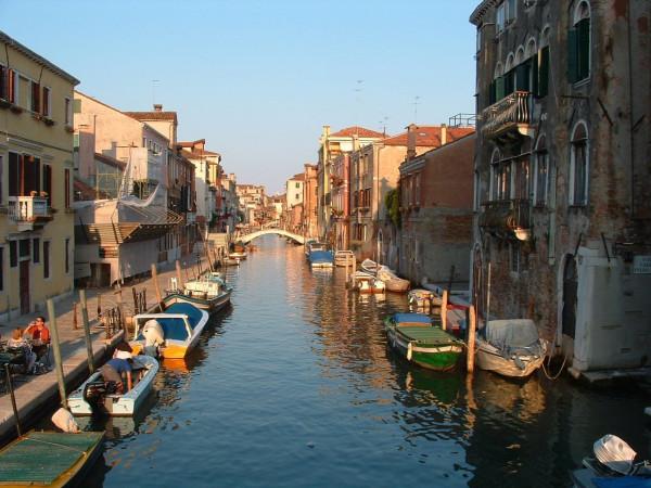 Bilocale Venezia Calle Dei Ormesini 8