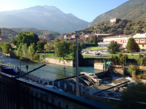 Bilocale Susa Via Fratelli Vallero 10