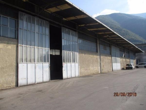 Capannone in affitto a Nocera Superiore, 9999 locali, prezzo € 2.800 | Cambio Casa.it