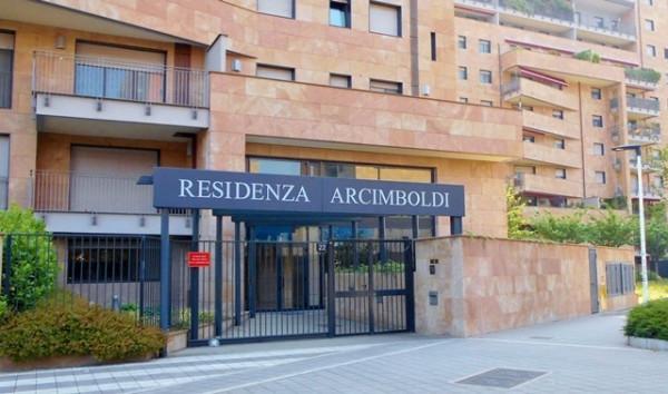 Bilocale Milano Viale Dell'innovazione 2