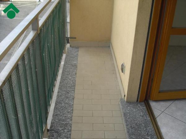 Bilocale Bernareggio Via San Gervaso 8