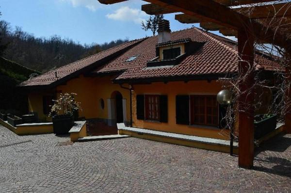 Villa in vendita a Torino, 6 locali, zona Zona: 5 . Collina, Precollina, Crimea, Borgo Po, Granmadre, Madonna del Pilone, prezzo € 2.400.000 | Cambio Casa.it