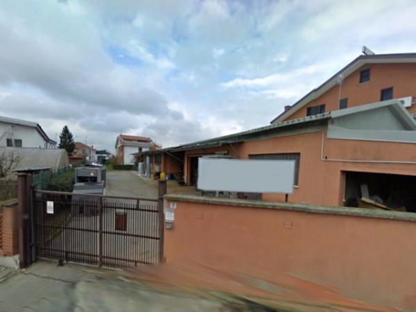 Magazzino in vendita a Vinovo, 6 locali, prezzo € 90.000   Cambio Casa.it
