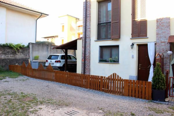 Bilocale Cornaredo Via San Francesco 4