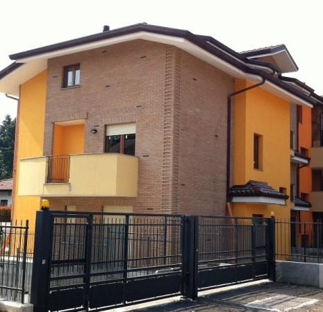 Bilocale Mozzate Via Don Luigi Monza 6