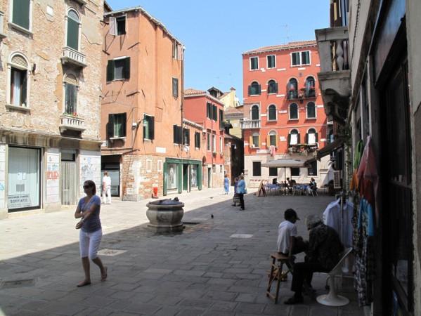 Bilocale Venezia Castello 10