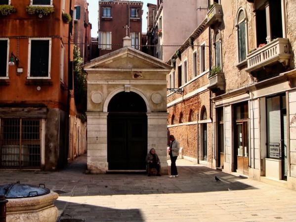 Bilocale Venezia Castello 11