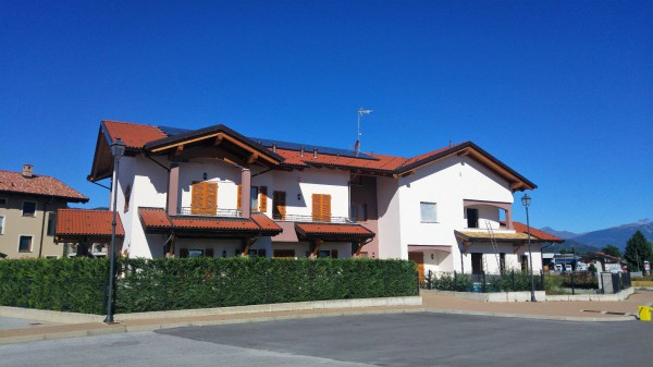 Bilocale Bernezzo Via Monte Tibert 13