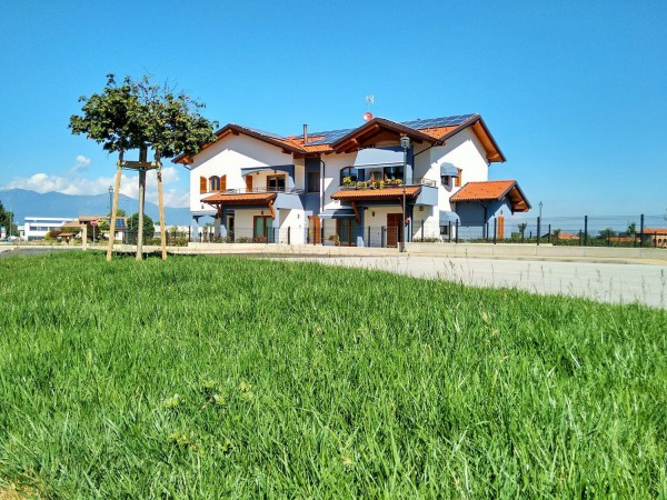 Bilocale Bernezzo Via Monte Tibert 7