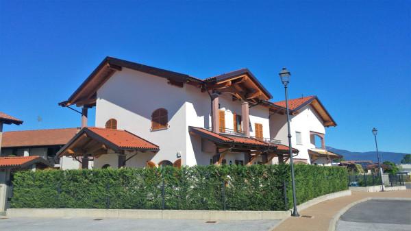 Bilocale Bernezzo Via Monte Tibert 8