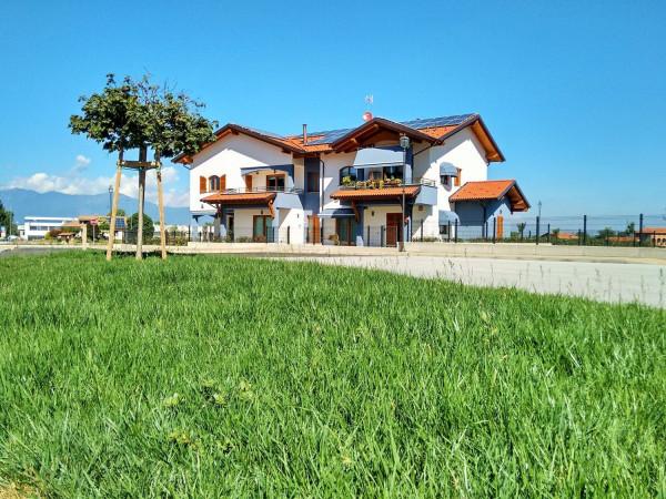 Bilocale Bernezzo Via Monte Tibert 11