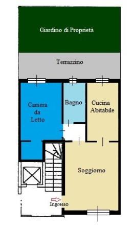 Bilocale Pioltello Via Arezzo 3