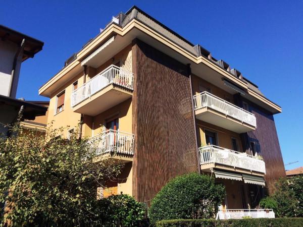 Appartamento in vendita a Lipomo, 3 locali, prezzo € 80.000 | Cambio Casa.it