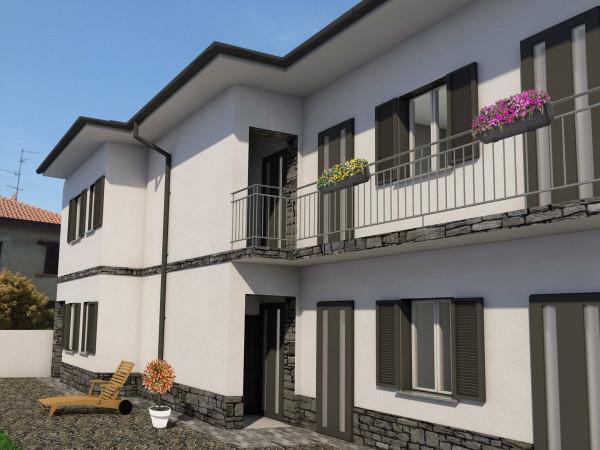 Villa in vendita a Samarate, 6 locali, prezzo € 235.000 | Cambio Casa.it