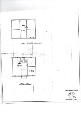 Casa indipendente in Vendita a Capannoli Periferia: 5 locali, 335 mq