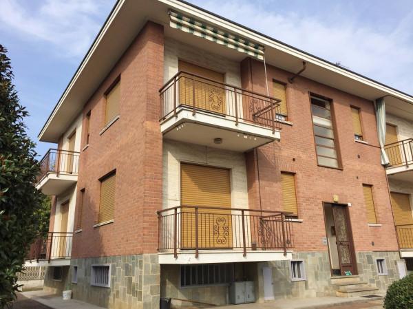 Appartamento in Affitto a Piossasco Centro: 3 locali, 85 mq