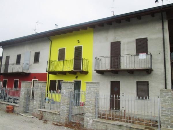 Villa a Schiera in vendita a Borgo San Dalmazzo, 4 locali, prezzo € 185.000 | Cambio Casa.it