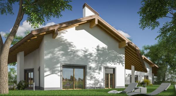 Villa in vendita a Samarate, 4 locali, prezzo € 390.000 | Cambio Casa.it