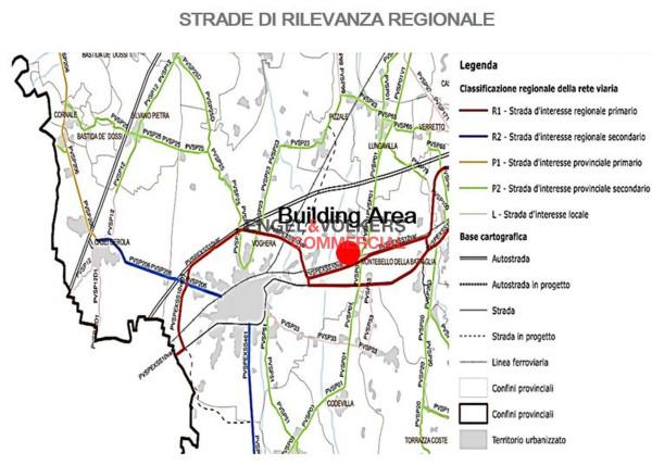 Terreno Commerciale in Vendita a Voghera Rif.8457522