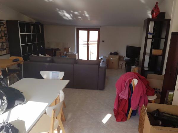 Attico / Mansarda in affitto a Mercato San Severino, 2 locali, prezzo € 350 | Cambio Casa.it