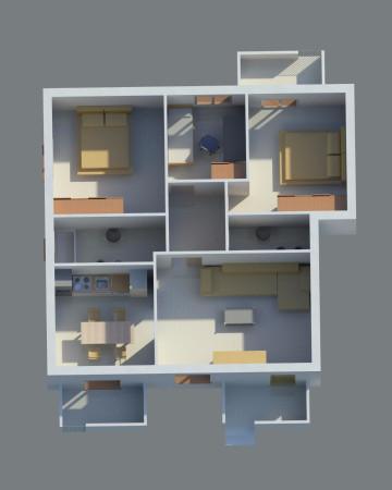 Appartamento, Antonio Rosmini Serbati, Marebello, Vendita - Rimini (Rimini)