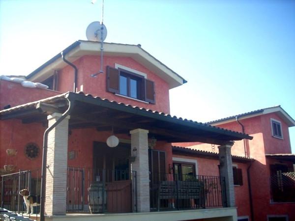 Villa in affitto a Morlupo, 5 locali, prezzo € 1.000 | Cambio Casa.it