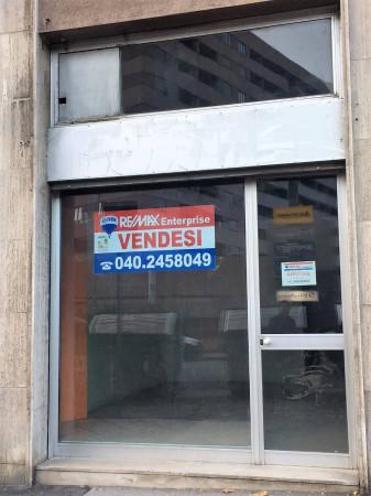 Negozio / Locale in affitto a Trieste, 2 locali, prezzo € 500 | Cambio Casa.it