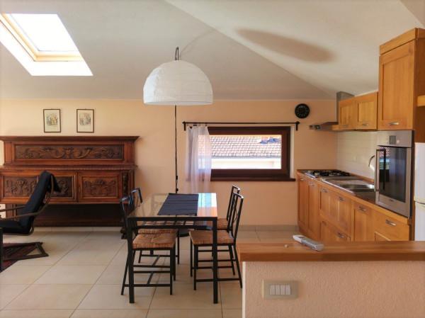 Attico / Mansarda in affitto a Cervasca, 2 locali, prezzo € 350 | Cambio Casa.it
