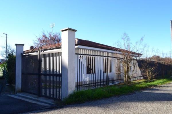 Villa in vendita a Berzano di San Pietro, 5 locali, prezzo € 255.000 | Cambio Casa.it