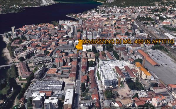 Magazzino in affitto a Lecco, 5 locali, prezzo € 1.000 | Cambio Casa.it