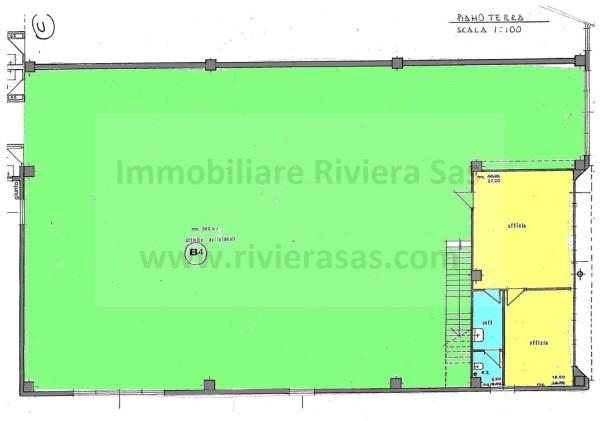 Capannone in affitto a Treviso, 4 locali, prezzo € 2.000 | CambioCasa.it