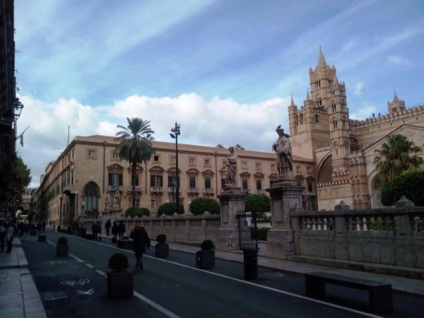 Appartamento in Affitto a Palermo Centro: 2 locali, 35 mq