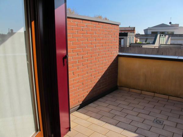 Bilocale Montebelluna Via Augusto Serena 12