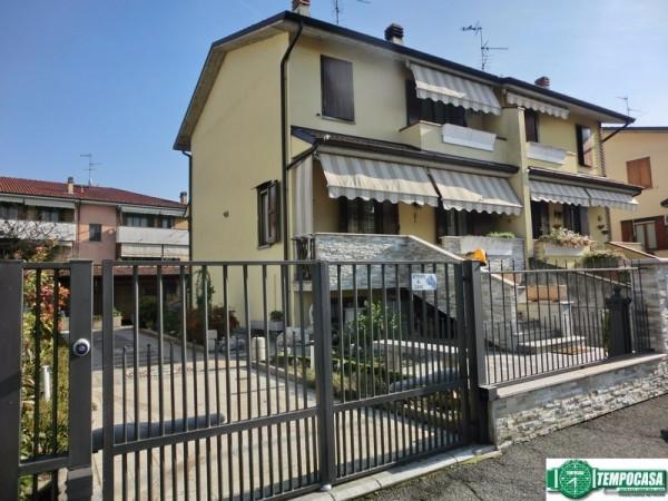 Villa in vendita a Cervignano d'Adda, 4 locali, prezzo € 290.000 | Cambio Casa.it