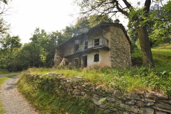 Rustico in Vendita a Traversella Periferia: 4 locali, 50 mq