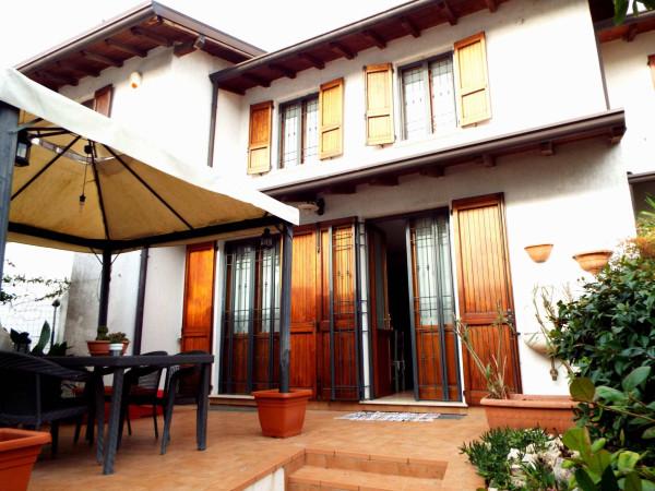 Villa a Schiera in Vendita a Ghedi