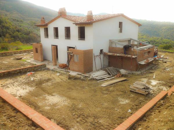 Villa in Vendita a Arezzo Periferia: 5 locali, 172 mq
