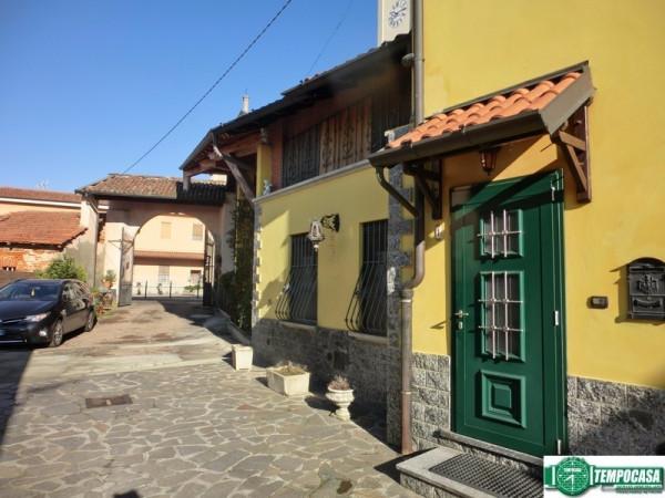 Villa a Schiera in vendita a Mulazzano, 3 locali, prezzo € 235.000 | Cambio Casa.it
